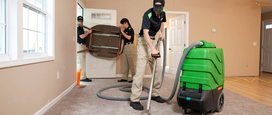 Chapel Hill, NC residential restoration cleaning